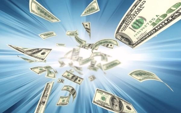 Прибыли и убытки от «позитивных» международных кредитов