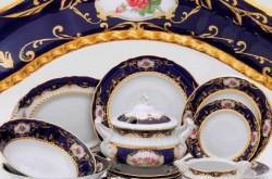 Фарфоровая посуда от лучших российских производителей фарфора