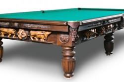 Как правильно выбирать бильярдный стол?