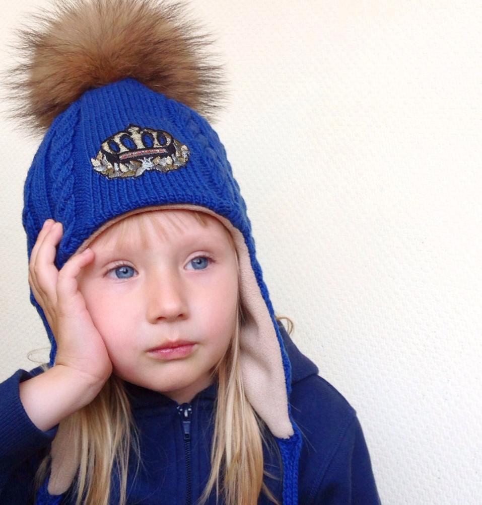 шапки для детей Каскона