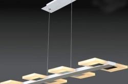 Что представляет собой современный светильник?