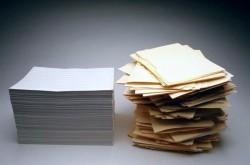 Что такое бумага?
