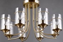 Что такое люстры в стиле лофт?