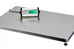 Где используют платформенные весы?