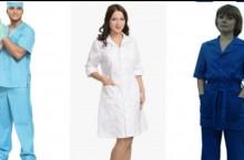 Где можно найти большой выбор медицинской одежды?